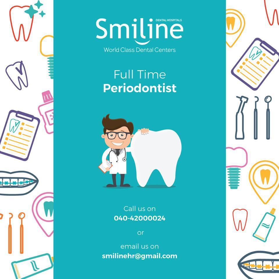 full time periodontist