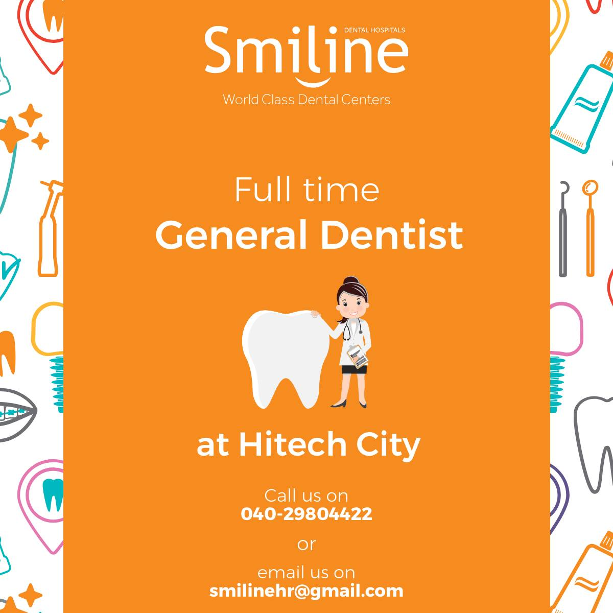 full time general dentists